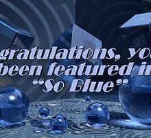 So Blue Feature Banner by plunder