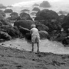 Tide Pooling by westcountyweste