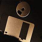 Floppy Disk by Michelle Sypult