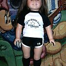Meet, Samantha, The American Girl Doll That I Saved by Deborah Lazarus