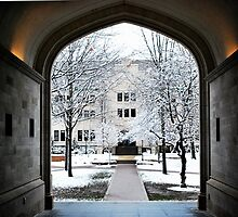 Kauke Arch -- The College of Wooster by maryhagy