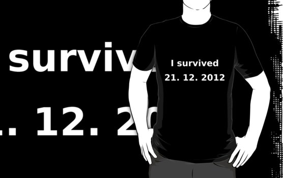 I survived 2012 by Obler