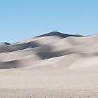 Sand Dunes Colorado by TitusXavier