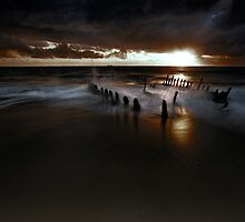 Dark and moody by Mel Brackstone