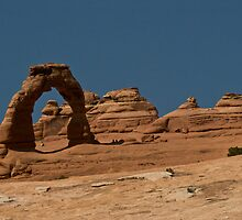 Delicate Arch - Arches National Park by Greg Summers
