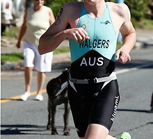 Kingscliff Triathlon 2011 Run leg C0506 by Gavin Lardner