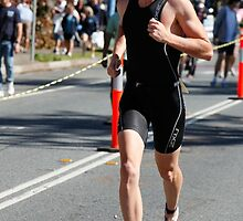 Kingscliff Triathlon 2011 Run leg C0511 by Gavin Lardner