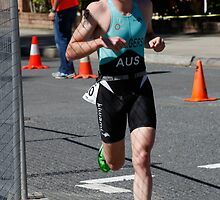 Kingscliff Triathlon 2011 Run leg C0525 by Gavin Lardner