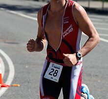 Kingscliff Triathlon 2011 Run leg C0542 by Gavin Lardner
