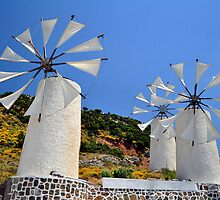 Windmills. by FER737NG