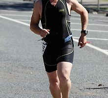 Kingscliff Triathlon 2011 Run leg C0558 by Gavin Lardner
