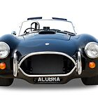 Ford - Shelby Cobra by axemangraphics