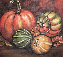 Something for Fall by Pamela Plante