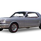 Ford - 1967 Mustang by axemangraphics