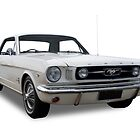 Ford - 1967 Mustang #2 by axemangraphics