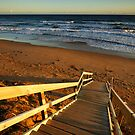 13th Beach at Barwon Heads by Darren Stones