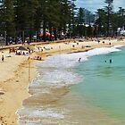 Manly Beach by jlv-