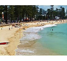 Manly Beach Photographic Print