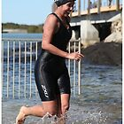 Kingscliff Triathlon 2011 Swin leg P486 by Gavin Lardner