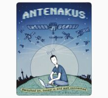 ANTENAKUS - Switched on, tuned in and well connected by Markus Kunschak