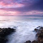 Roches Beach, SE Tasmania by James Nielsen