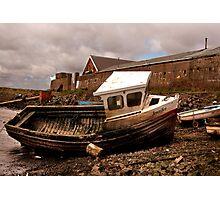 The Boat Jennifer - Paddy's Hole Photographic Print