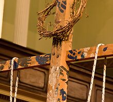 0231 The Crown of Thorns by Pitt Street  Uniting Church, Sydney