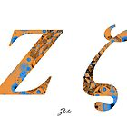 Zeta Greek Alphabet by joancaronil