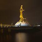 Kun Iam Statue - Goddess of Mercy @ Macau by Arnold Chan