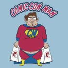 Comic-Con Man by macmarlon