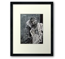 Darya Framed Print
