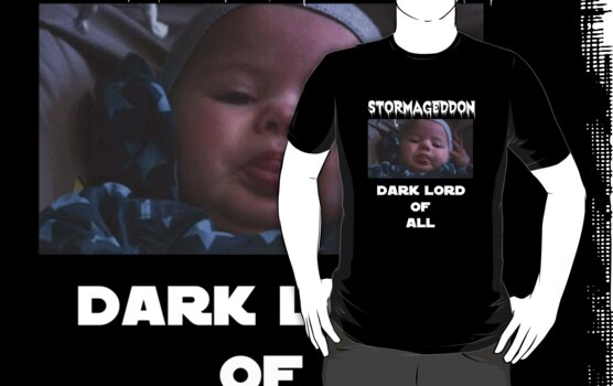 Stormageddon Dark Lord Of All by PopCultFanatics