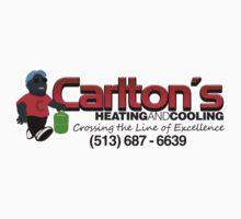 Carlton's Heating and Cooling (w/ Phone) by wellastebu