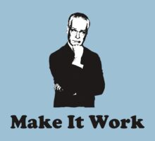 Tim Gunn - Make it work T-Shirt
