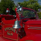 Engine # 4 Fire Truck by TeeMack