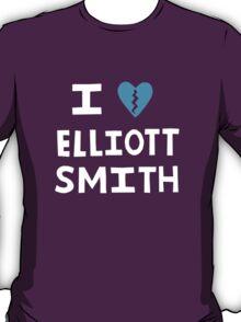 I <3 Elliott Smith T-Shirt