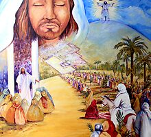 Palm Sunday by Kayleen West
