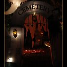 Trick or Treat Cemetery by JHDesigns