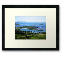 Derrynane Bay - Caherdaniel, Ireland Framed Print