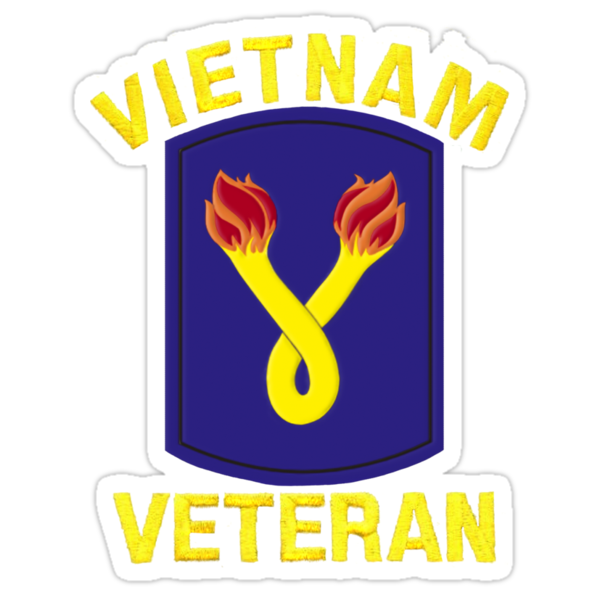 The 196th Infantry Brigade Vietnam Veteran by Walter Colvin