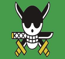Zoro's Jolly Roger by takandre
