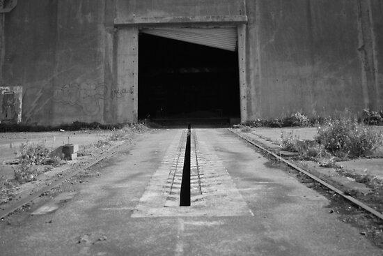 Nike Missile Bunker by Clemsonpilot