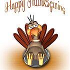 Thanksgiving Turkey by AZSmiles