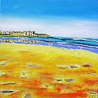 BONDI SUNSET by gillsart