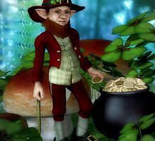 The Leprechaun by Brandy Thomas