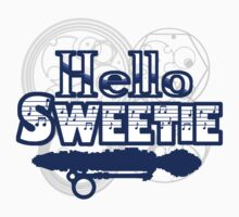 Hello Sweetie by KruithofDesigns