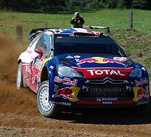 Sebastien Loeb Rally Australia by Elmacca