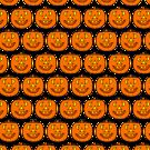 Jack O' Lantern Pattern by Wealie