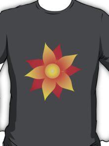 Firery Pinwheel T-Shirt