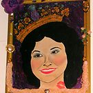 """""""Miss Queen of Country"""" Make Up & Nail Polish Painting! by Ambur Rockell"""